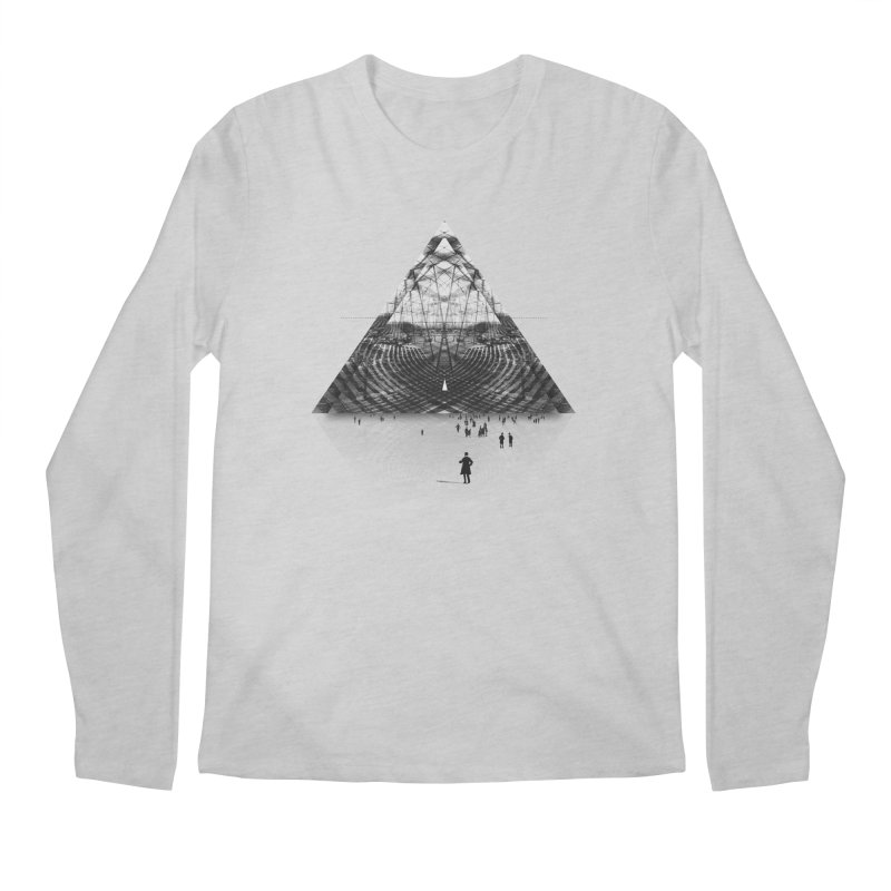 Darkside Men's Longsleeve T-Shirt by Anna Pietrzak