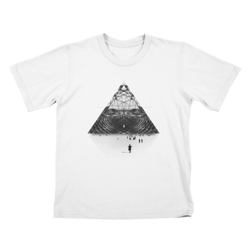 Darkside Kids T-Shirt by Anna Pietrzak