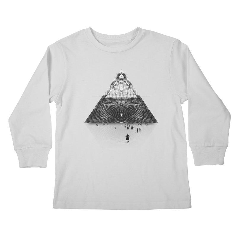 Darkside Kids Longsleeve T-Shirt by Anna Pietrzak