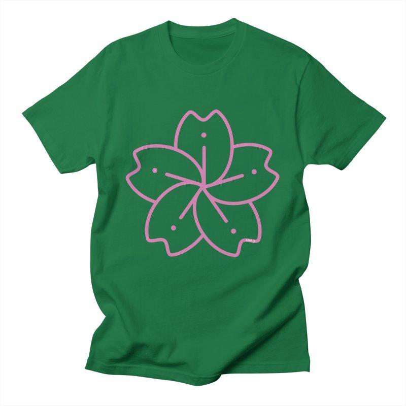 Sakura Men's T-Shirt by Anna Art X Design