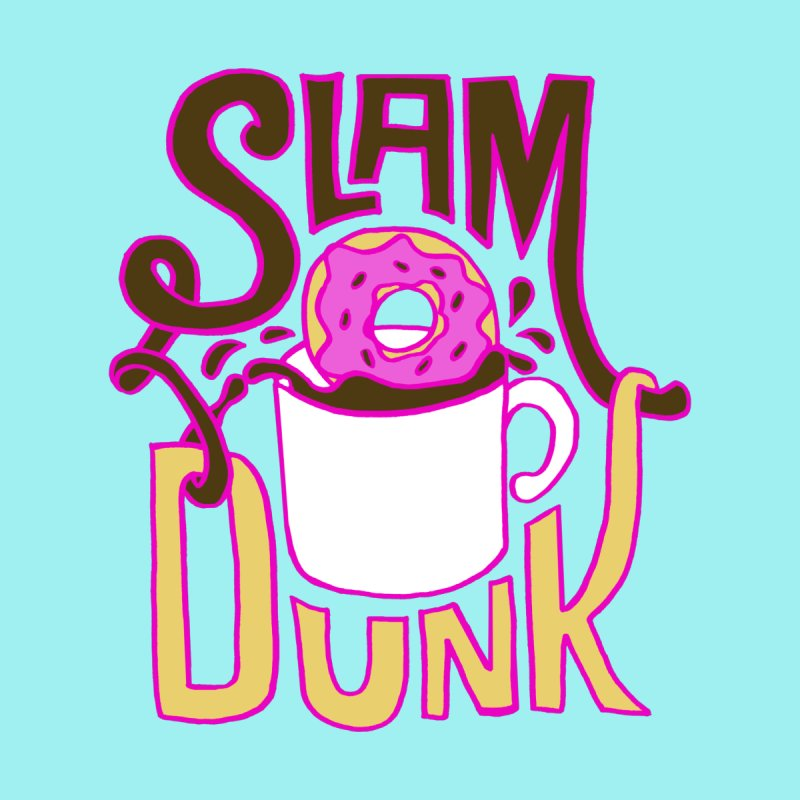 Slam Dunk by annie's Artist Shop