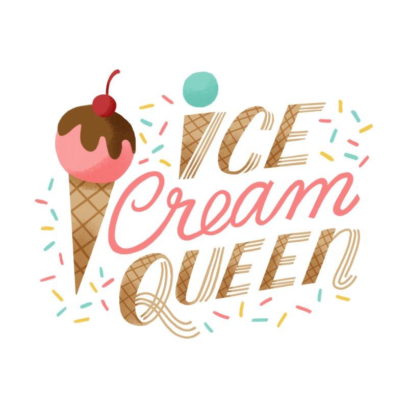 Ice Cream Queen by Ann Shen's Threadless Shop