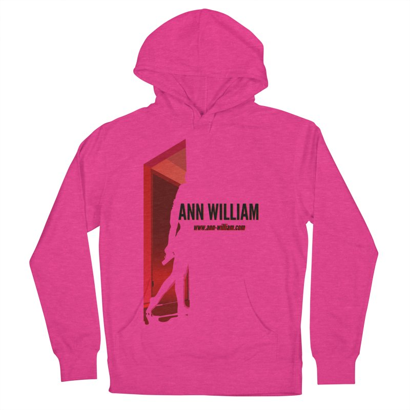 Krissy in the Doorway Women's French Terry Pullover Hoody by The Ann William Fiction Writer(s) Artist Shop