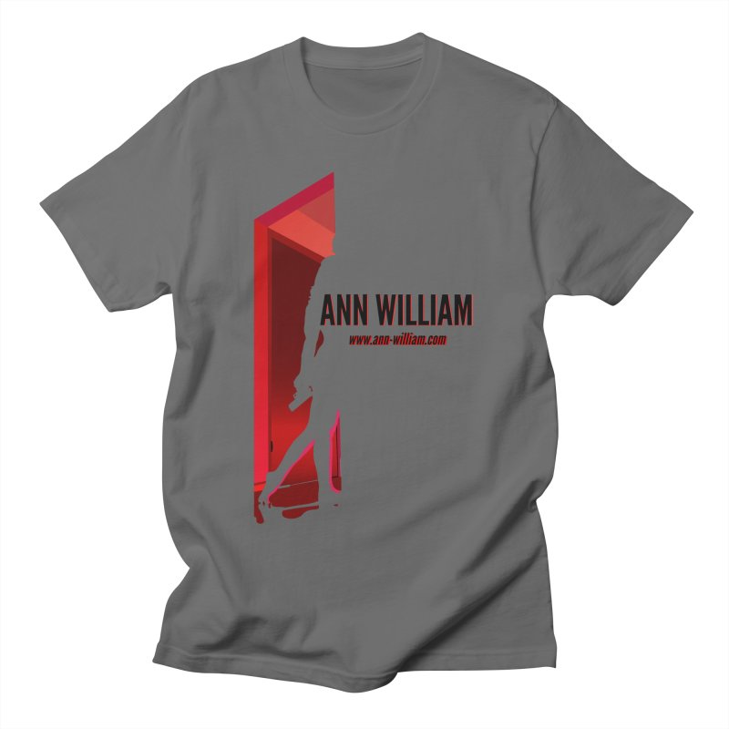 Krissy in the Doorway Men's T-Shirt by The Ann William Fiction Writer(s) Artist Shop