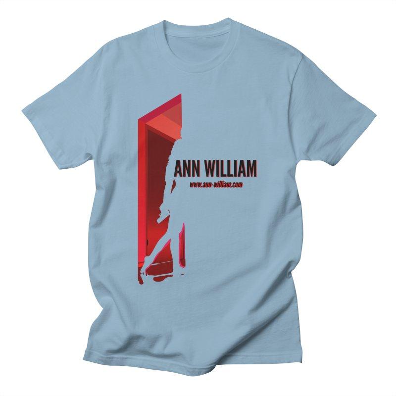 Krissy in the Doorway Women's Regular Unisex T-Shirt by The Ann William Fiction Writer(s) Artist Shop
