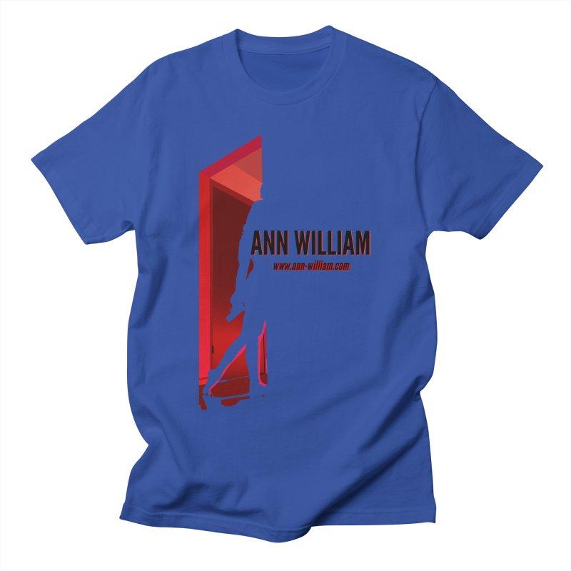Krissy in the Doorway Men's Regular T-Shirt by The Ann William Fiction Writer(s) Artist Shop