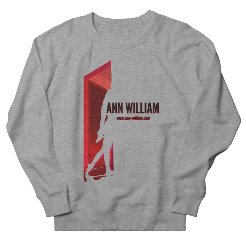 Krissy in the Doorway Women's French Terry Sweatshirt by The Ann William Fiction Writer(s) Artist Shop