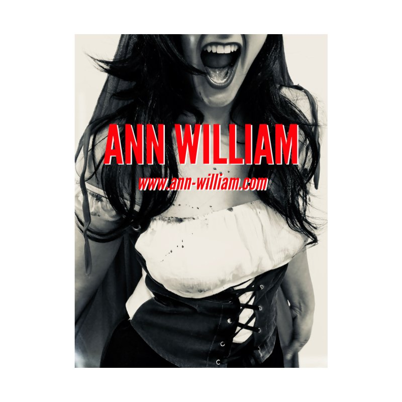 Screaming Krissy by The Ann William Fiction Writer(s) Artist Shop