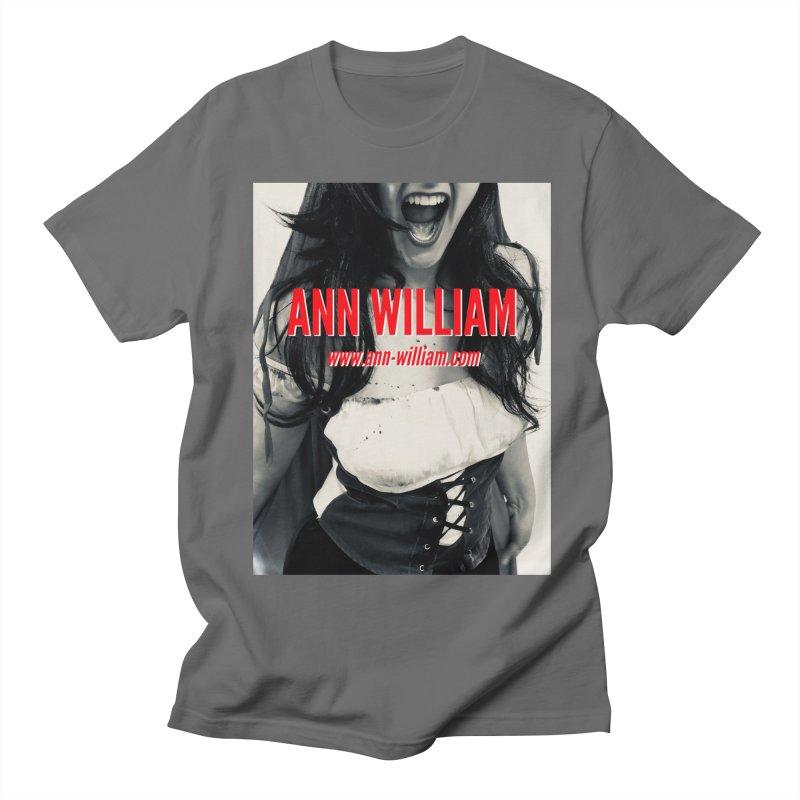 Screaming Krissy Men's T-Shirt by The Ann William Fiction Writer(s) Artist Shop
