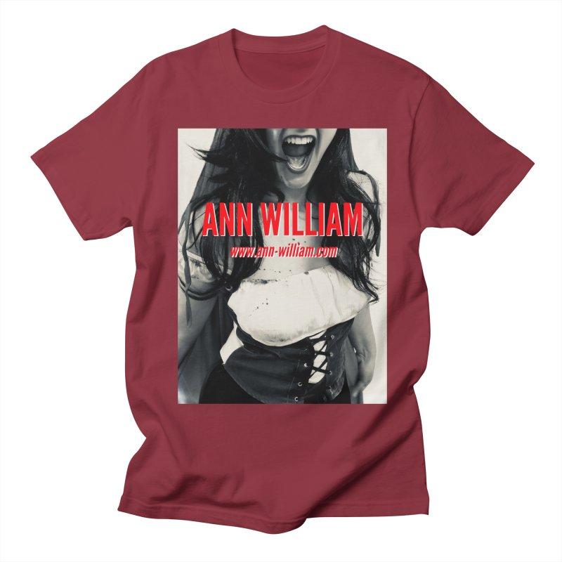 Screaming Krissy Women's Regular Unisex T-Shirt by The Ann William Fiction Writer(s) Artist Shop