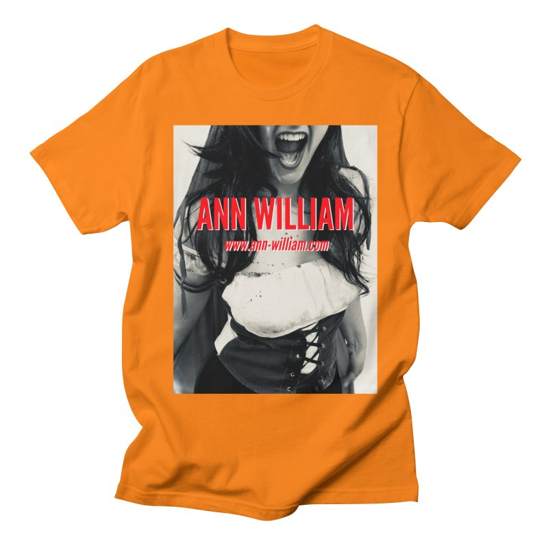 Screaming Krissy Men's Regular T-Shirt by The Ann William Fiction Writer(s) Artist Shop