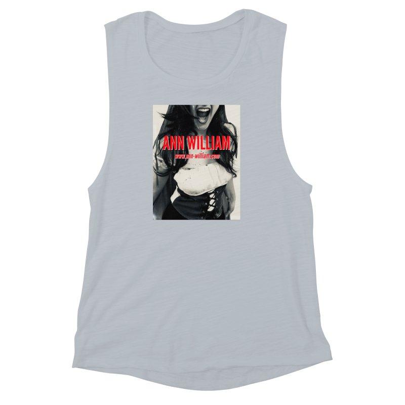 Screaming Krissy Women's Muscle Tank by The Ann William Fiction Writer(s) Artist Shop