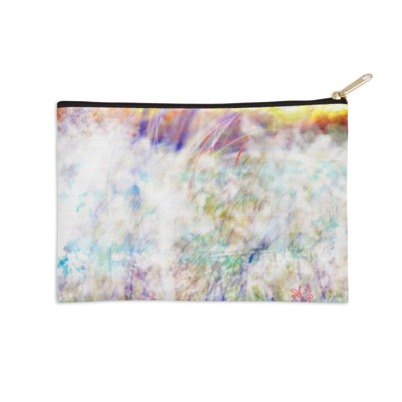 Sunrise of Sunset Accessories Zip Pouch by anoellejay's Artist Shop