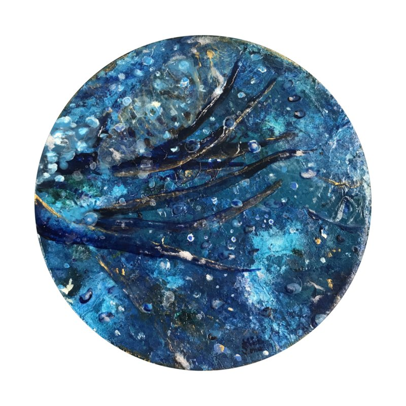 Porthole into the Ocean Environmental Sea Creatures by anoellejay's Artist Shop