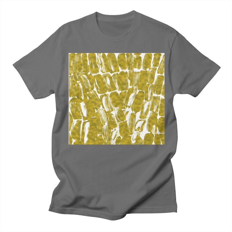 Gold Sugarcane Men's T-Shirt by anoellejay's Artist Shop
