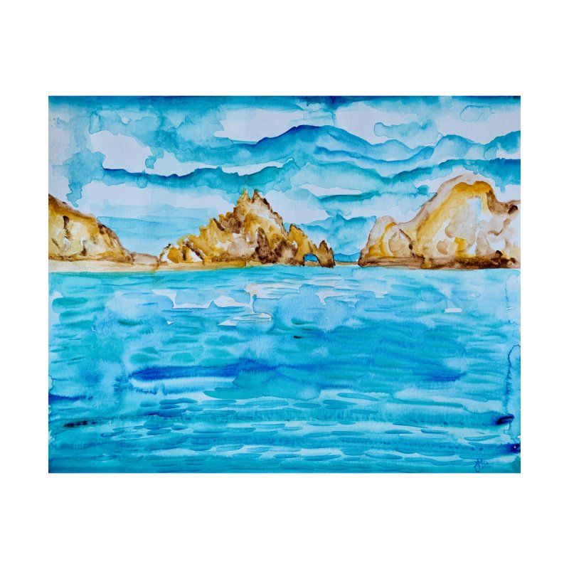 The Arch Cabo San Lucas Mexico by anoellejay's Artist Shop