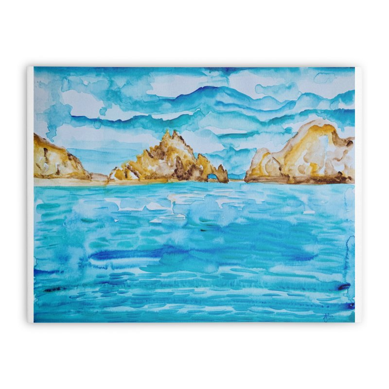 The Arch Cabo San Lucas Mexico Home Stretched Canvas by anoellejay's Artist Shop