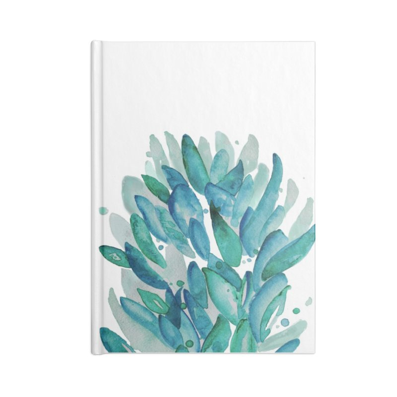Leaves Bloom Always Accessories Notebook by anoellejay's Artist Shop