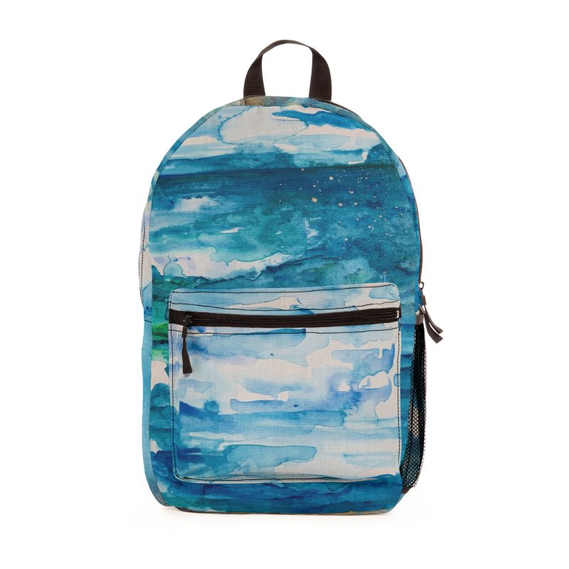 Save The Oceans, Cabo Beaches Accessories Bag by anoellejay's Artist Shop