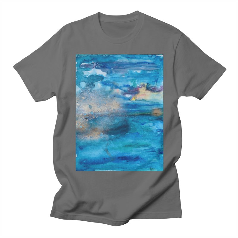 Save The Oceans, Cabo Beaches 2 Men's T-Shirt by anoellejay's Artist Shop