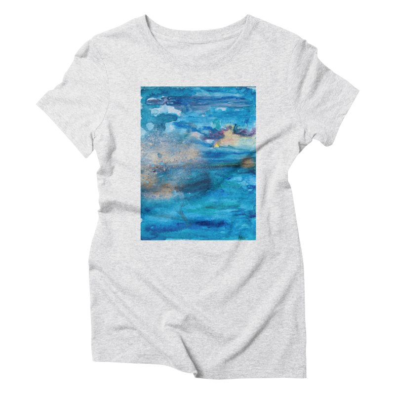 Save The Oceans, Cabo Beaches 2 Women's T-Shirt by anoellejay's Artist Shop