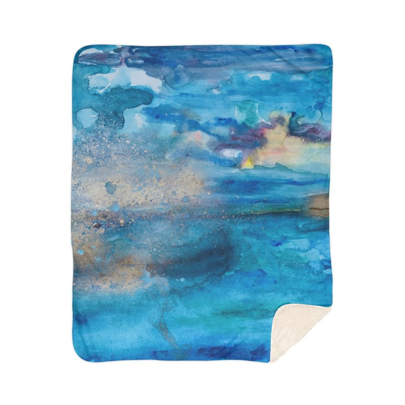 Save The Oceans, Cabo Beaches 2 Home Blanket by anoellejay's Artist Shop