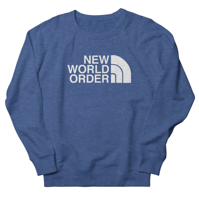 The New World Order Tee Men's Sweatshirt by L33T GUY'S CRYPTO TEES