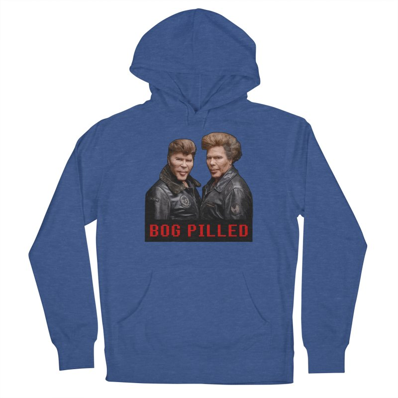 BOG PILLED Men's Pullover Hoody by L33T GUY'S CRYPTO TEES