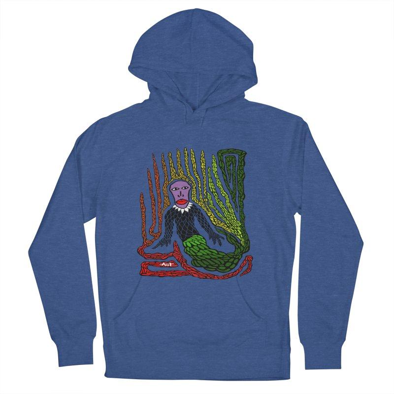 The Genius birdman Women's Pullover Hoody by antartant's Artist Shop