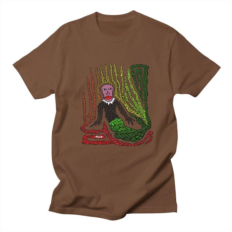 The Genius birdman Men's T-Shirt by antartant's Artist Shop