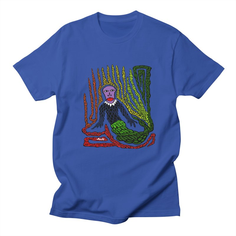 The Genius birdman Men's Regular T-Shirt by antartant's Artist Shop