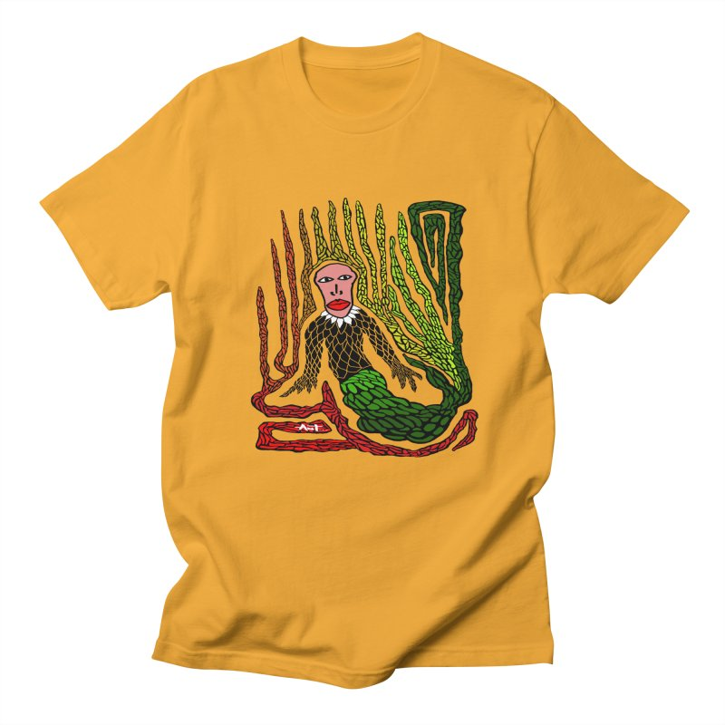 The Genius birdman Men's T-Shirt by antartant's Artist Shop