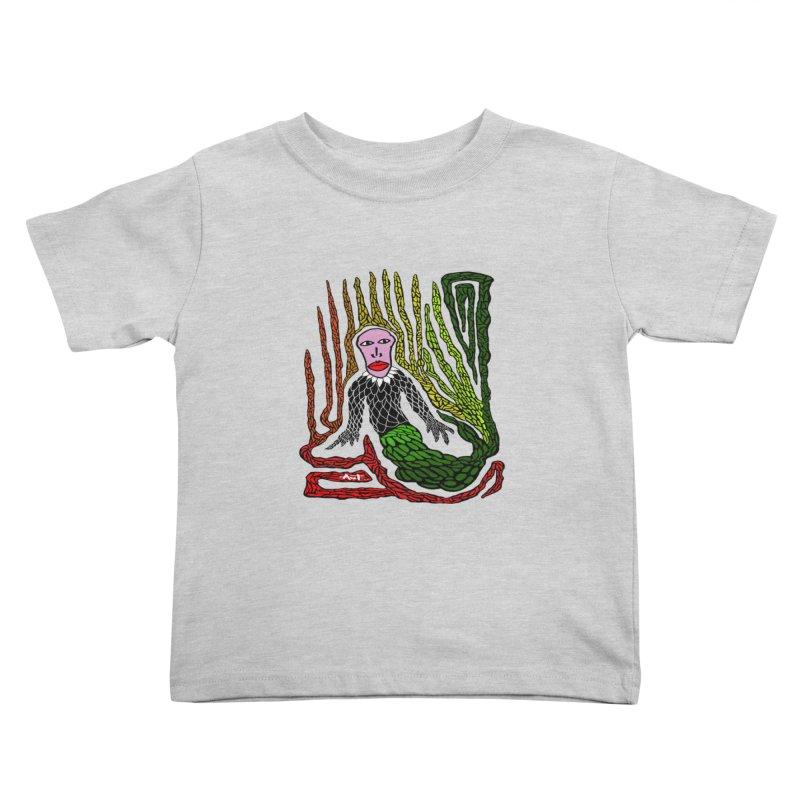 The Genius birdman Kids Toddler T-Shirt by antartant's Artist Shop