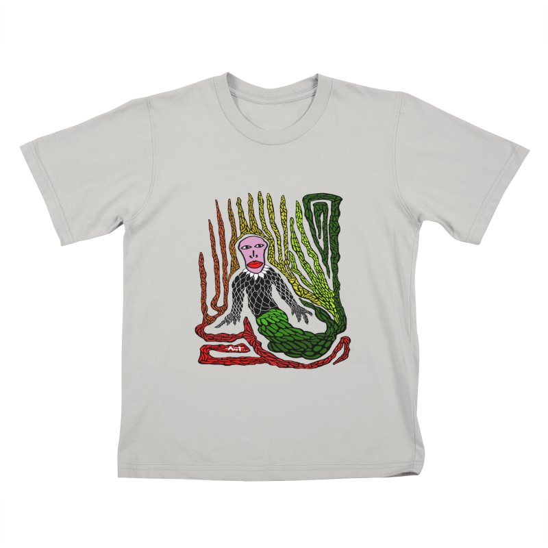 The Genius birdman Kids T-Shirt by antartant's Artist Shop