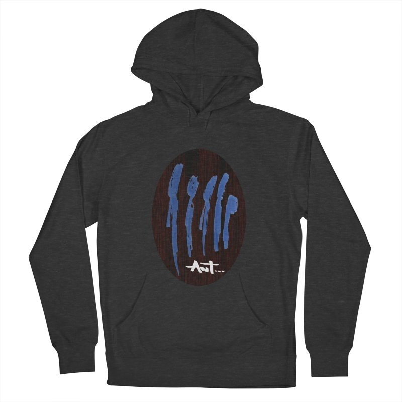 Peoples are abstract Wood Women's Pullover Hoody by antartant's Artist Shop