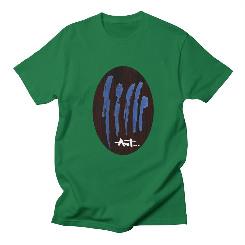 Peoples are abstract Wood Men's T-Shirt by antartant's Artist Shop