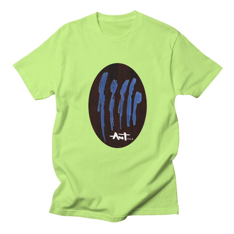 Peoples are abstract Wood Men's Regular T-Shirt by antartant's Artist Shop