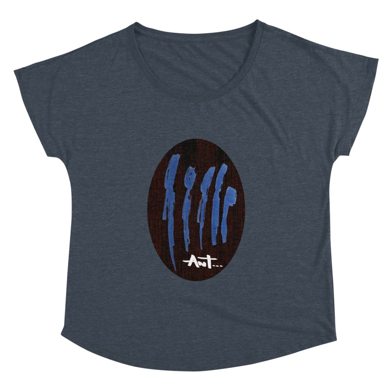 Peoples are abstract Wood Women's Dolman by antartant's Artist Shop