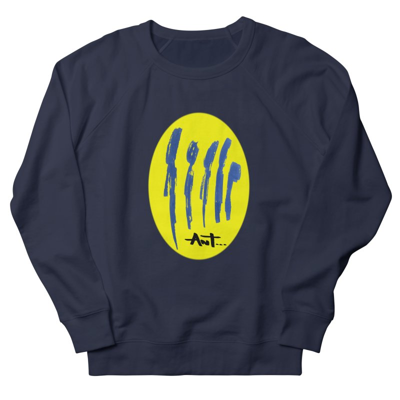 Peoples are abstract yellow Men's Sweatshirt by antartant's Artist Shop