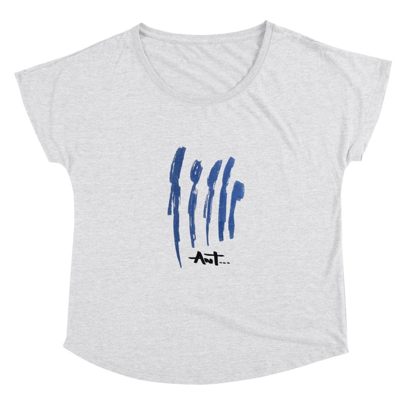 Peoples are abstract no background Women's Dolman by antartant's Artist Shop