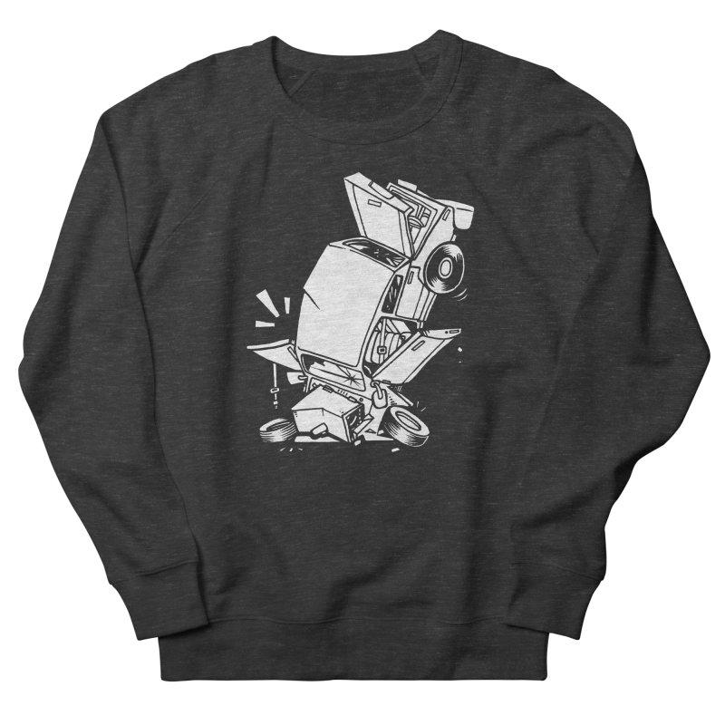 Auto Drop Men's Sweatshirt by Anthony Lewellen