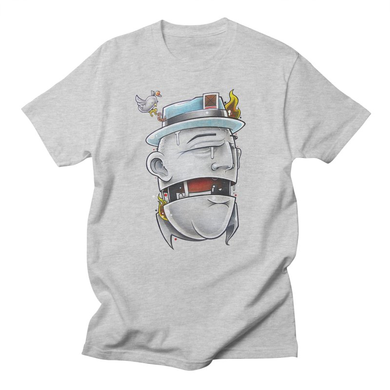 Don't Know Men's T-Shirt by Anthony Lewellen