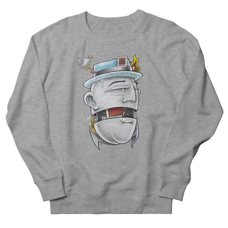 Don't Know Men's Sweatshirt by Anthony Lewellen