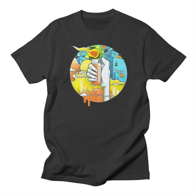 Fuel for the Fire Men's T-Shirt by Anthony Lewellen