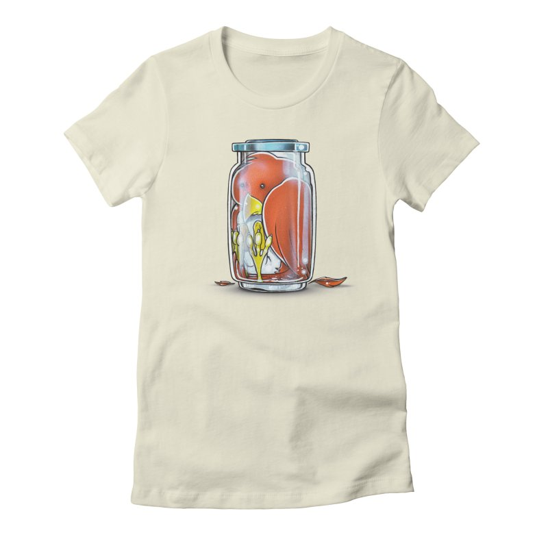 It's Always Something Women's Fitted T-Shirt by Anthony Lewellen