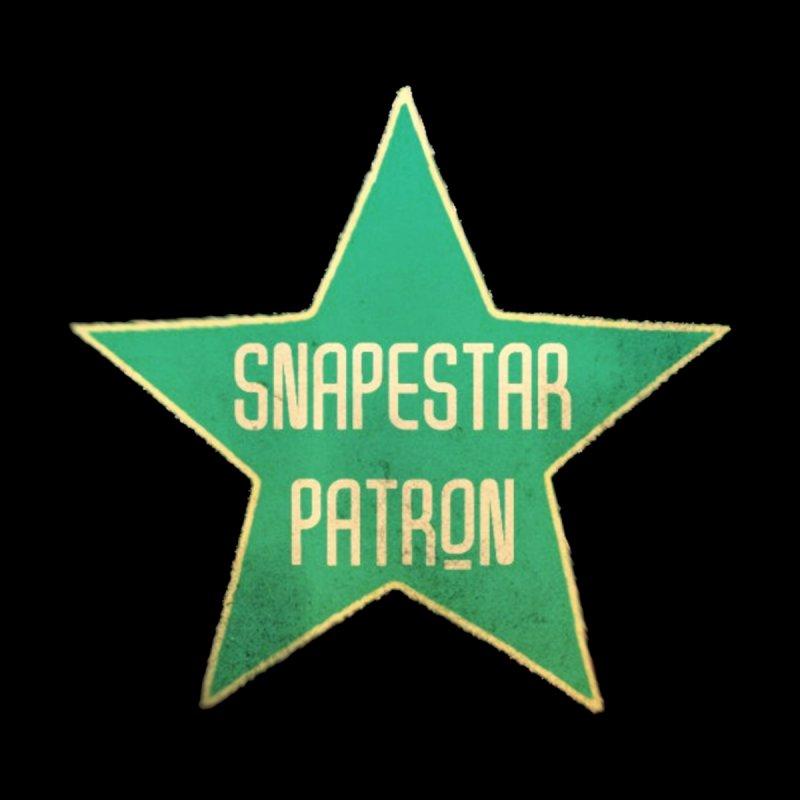 Snapestar Patron Men's T-Shirt by Music Artist Anthony Snape