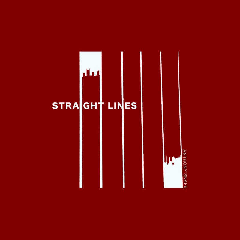 STRAIGHT LINES simple design by Home Store - Music Artist Anthony Snape