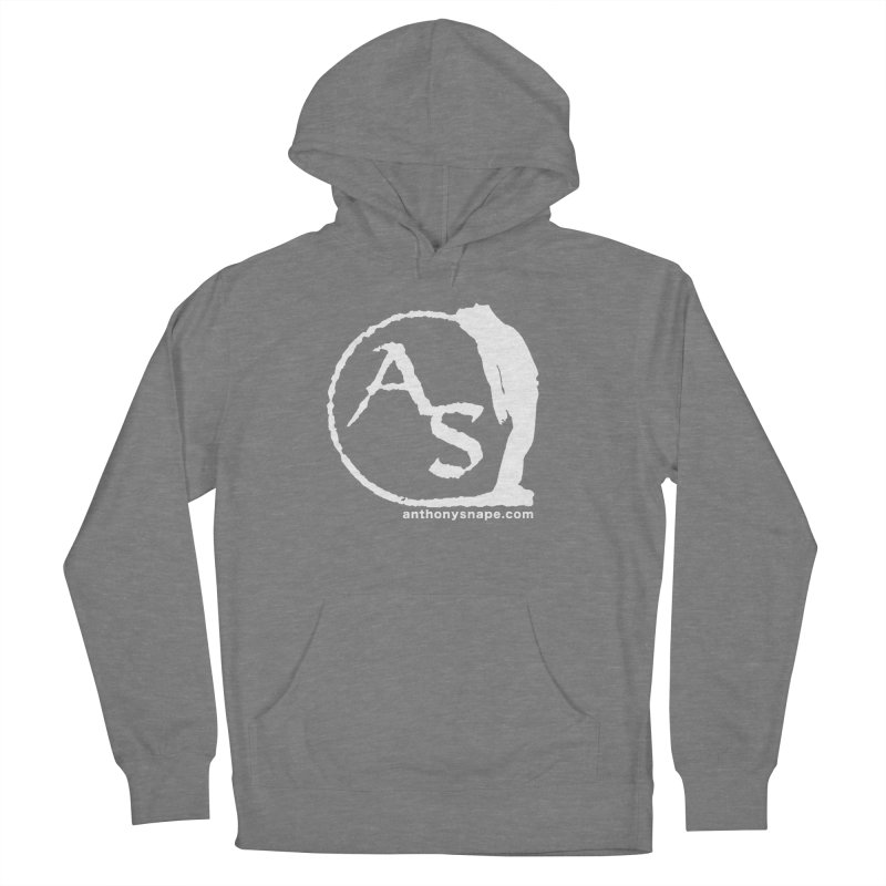 AS LOGO Print anthonysnape.com Women's Pullover Hoody by Home Store - Music Artist Anthony Snape