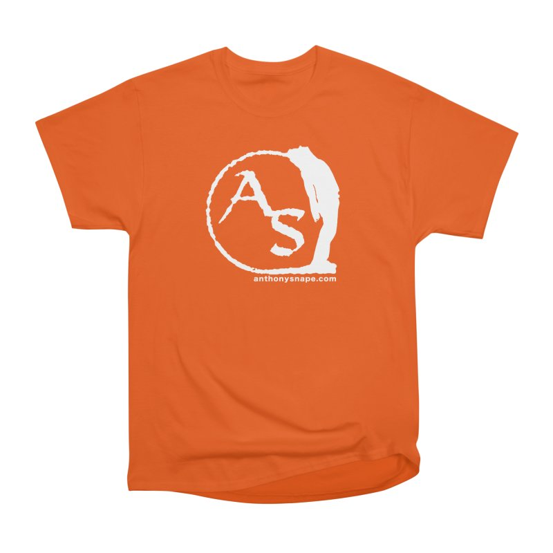 AS LOGO Print anthonysnape.com Women's T-Shirt by Home Store - Music Artist Anthony Snape