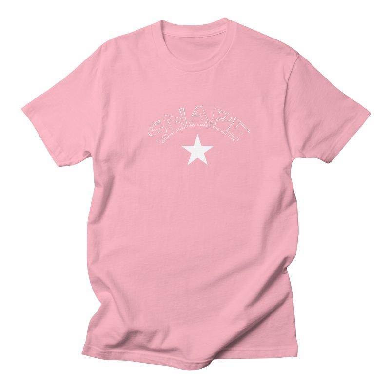Snape Star Design - Fan For Life Women's Regular Unisex T-Shirt by Home Store - Music Artist Anthony Snape